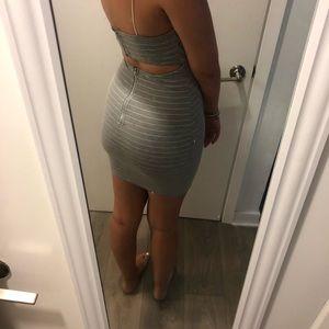 LF Dresses - SMALL Gray LF DRESS
